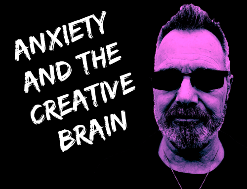 Anxiety and the Creative Brain